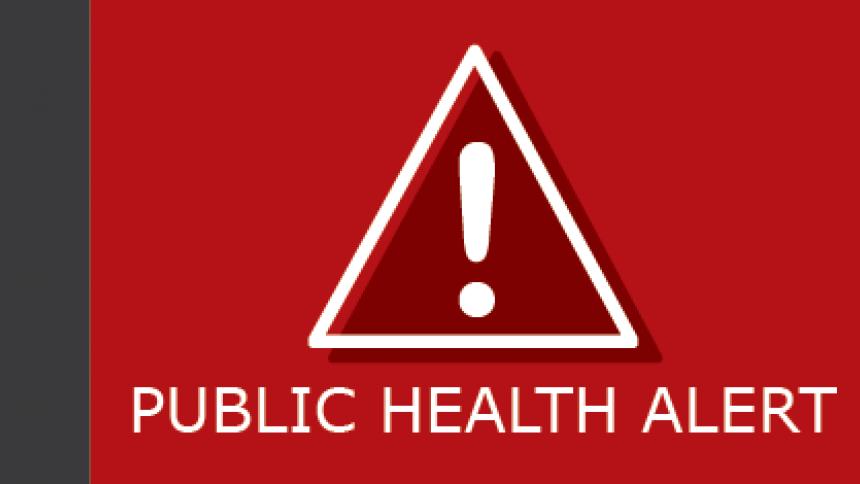 Public Health Alert