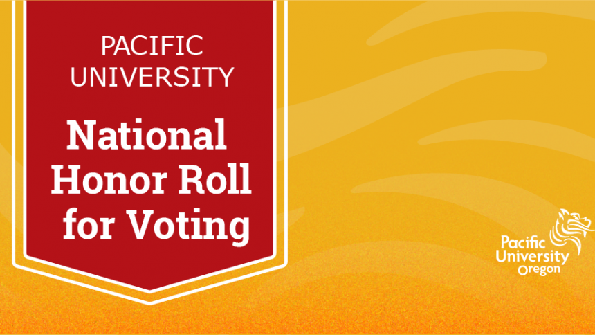 National Honor Roll for Voting