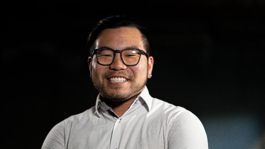Dr. Evan Liu PT '12, DPT '15