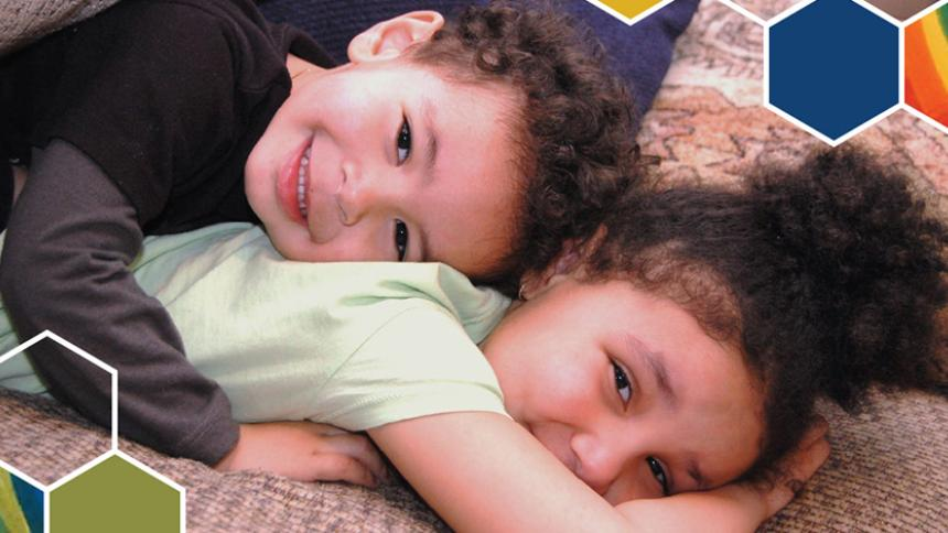 Jada and Jordan Smiling together