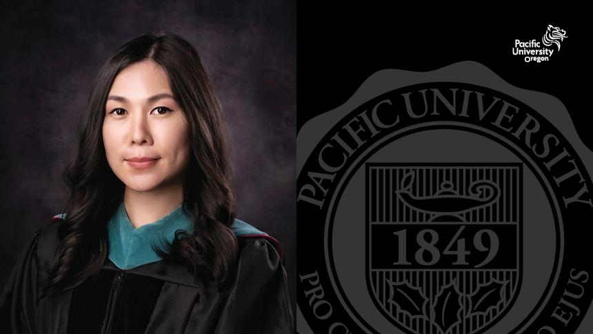 Michelle Lee MS, OD '21