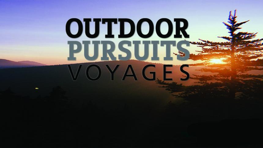 Outdoor Pursuits Voyages