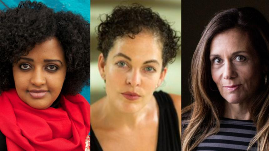 Pacific MFA New Faculty: Shiferraw, McCallum, Dederer