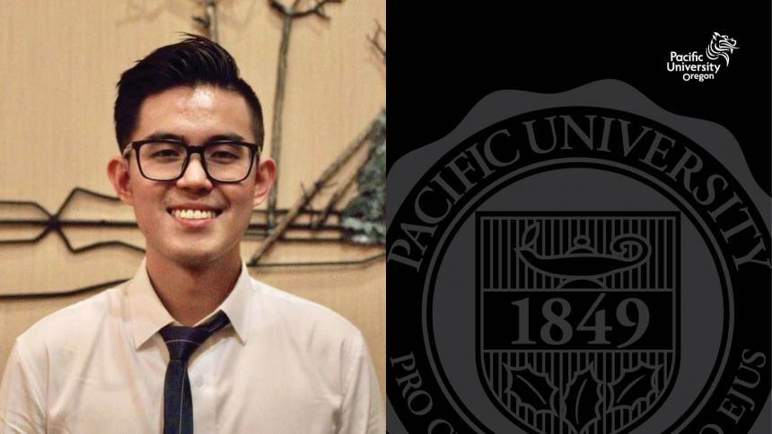 Jason Nguyen '18, PharmD '21