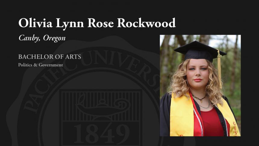 Olivia Rockwood