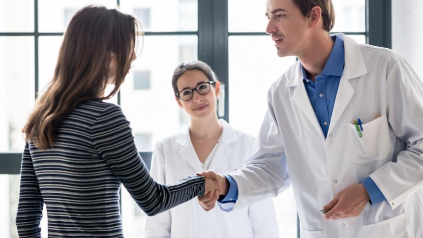 Physician Assistant Opioid Treatment grant