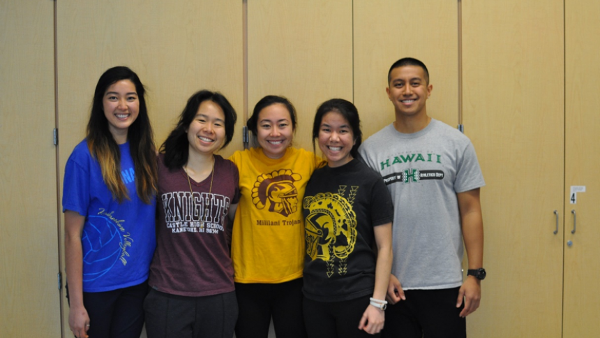 Touch Future Hawai'i Students