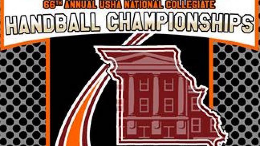 US Handball Association Poster