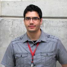 Photo of Dr. Alavi