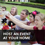 Host an Event in Your Home