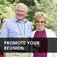 Promote Your Reunion