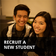 Recruit a New Student
