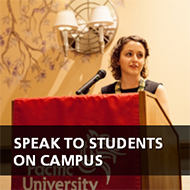 Speak to Students on Campus